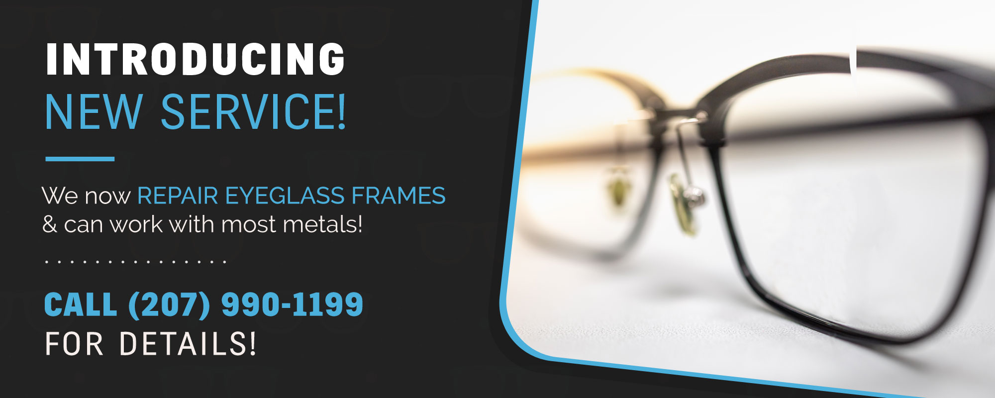 Eyeglass-Frame Repairs At Quality Jewelers