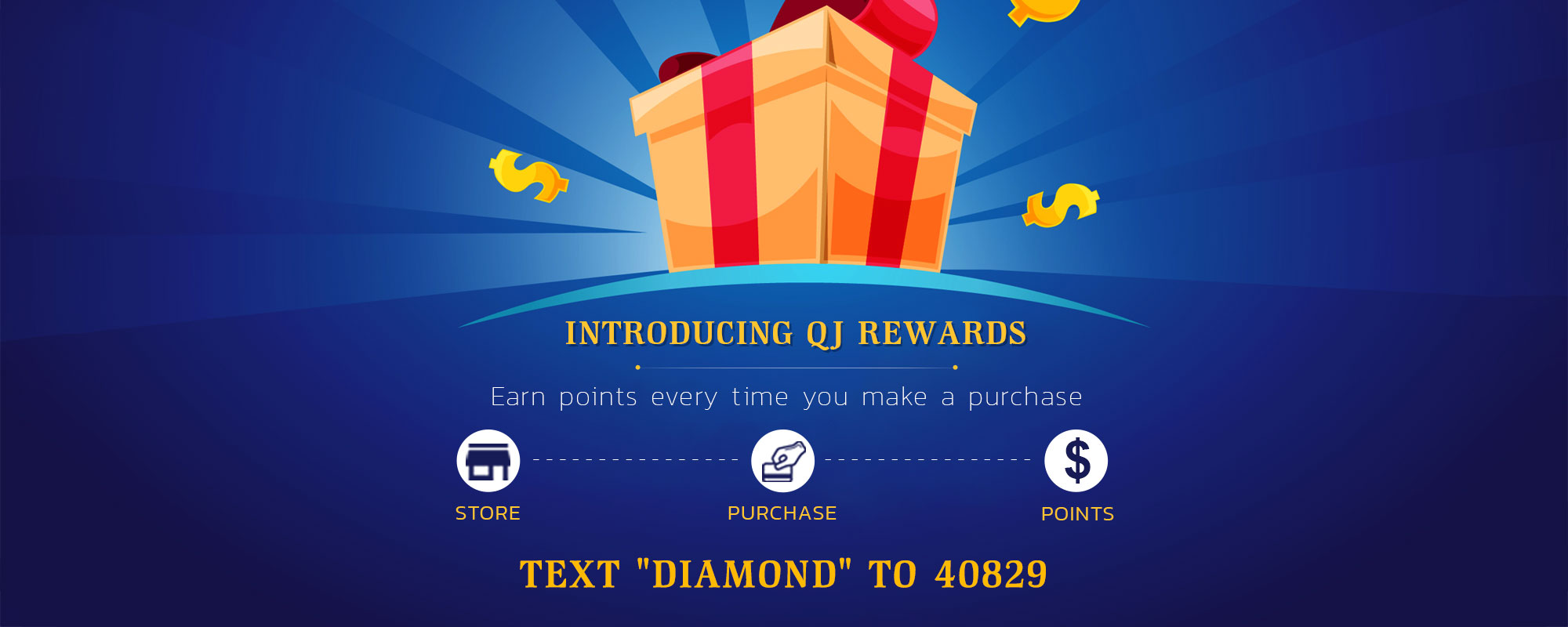 Make A Purchase And Earn Points At Quality Jewelers